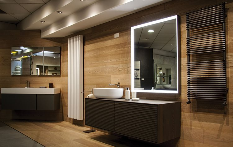 I nostri showroom for Showroom bagno